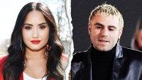 Demi Lovato Henry Levy Split