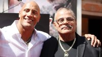 Dwayne 'The Rock' Johnson Is Buying His Dad a New House