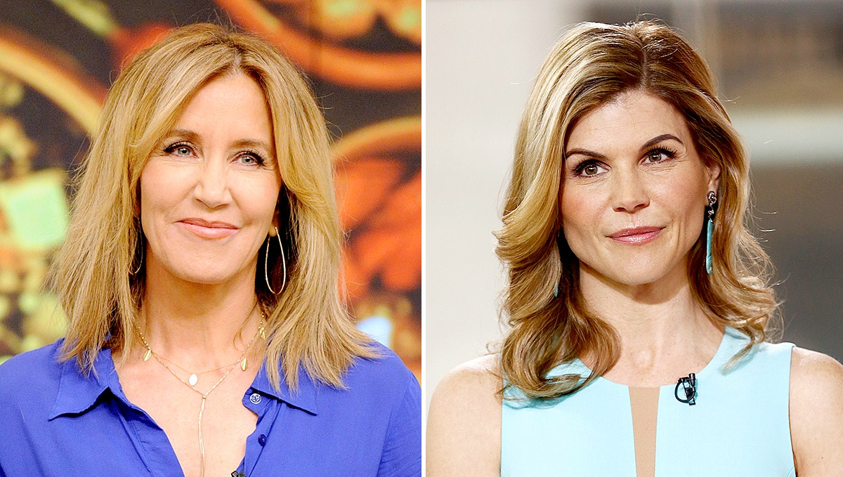 Felicity-Huffman-and-Lori-Loughlin-College Admissions Scam
