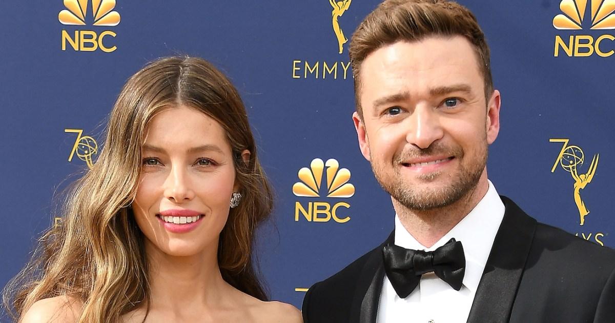 Justin Timberlake Shares Adorable Birthday Message to Jessica Biel