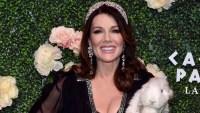Lisa Vanderpump Explains Why 'RHOBH' Cast Didn't Attend Vegas Opening
