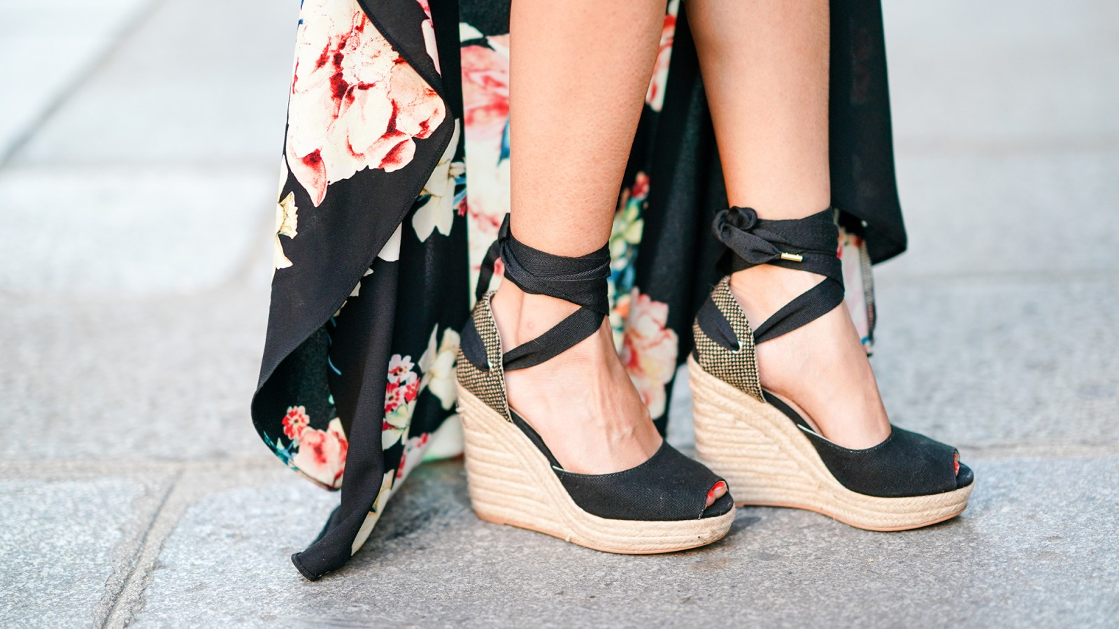 01e22846f We Found Comfortable Wedge Sandals That Come in So Many Colors
