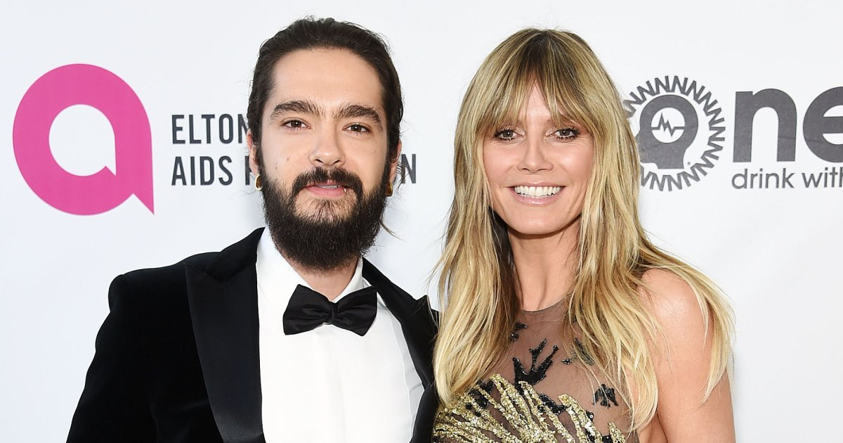 Baring it All! Heidi Klum Goes Topless in Hong Kong With Fiance Tom Kaulitz