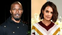 Jamie Foxx and Katie Holmes Keep Close on Chilly NYC Walk Amid Split Speculation