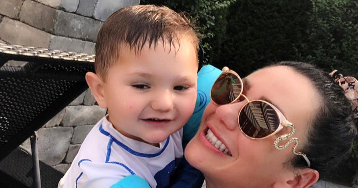 Jenni 'JWoww' Farley's Son Is 'Kicking Ass' Since Autism Diagnosis