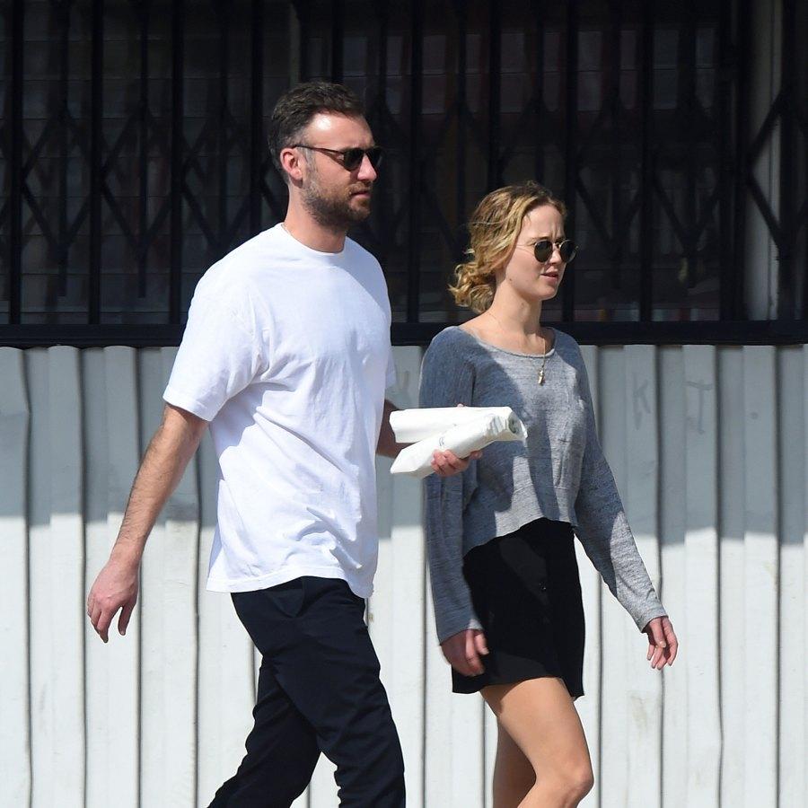 Jennifer Lawrence Finally Love With Cooke Maroney