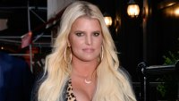Jessica Simpson Spends Week in Hospital With Bronchitis