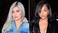 Kylie Seemingly Shades Jordyn Woods, Promotes Another Eyelash Brand