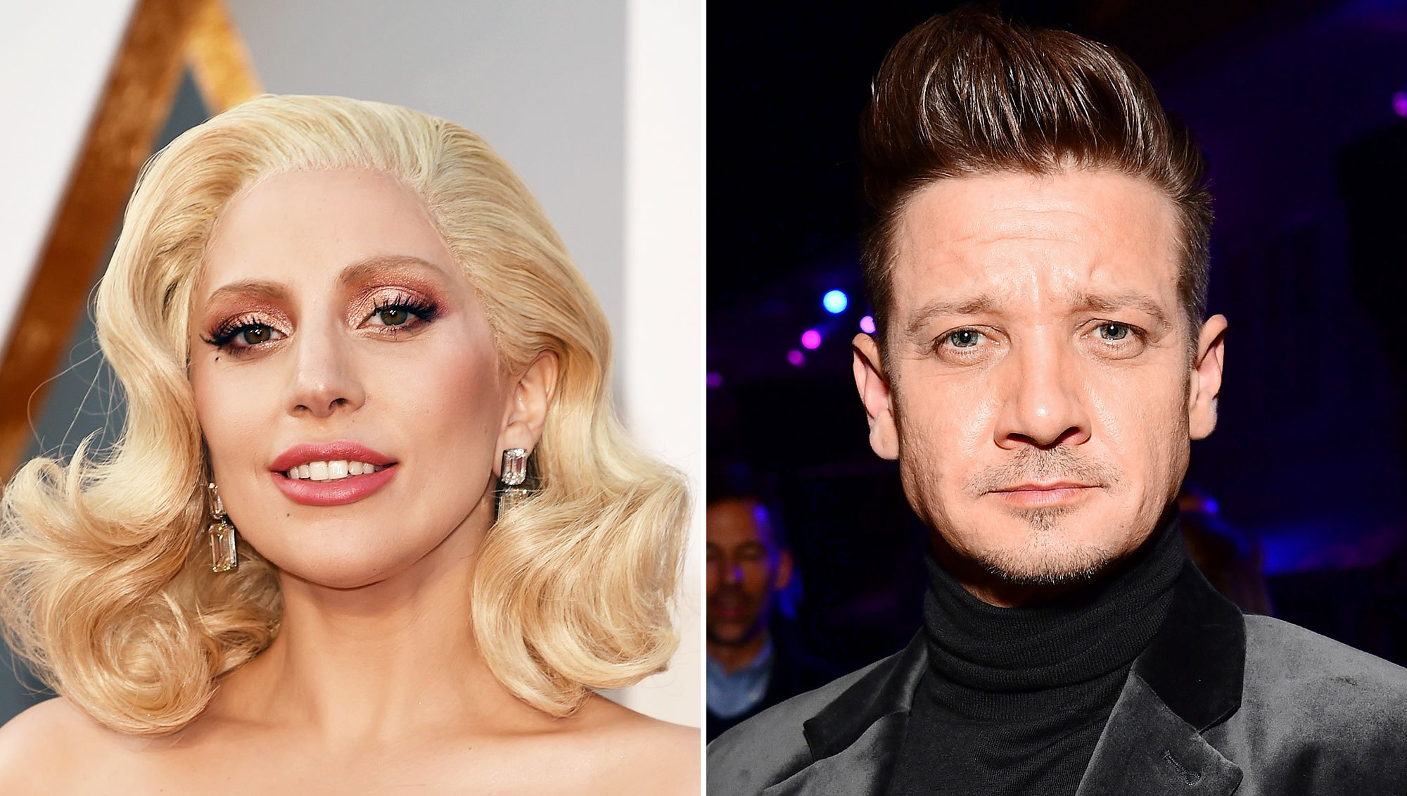 Lady Gaga Jeremy Renner Post Christian Carino Split