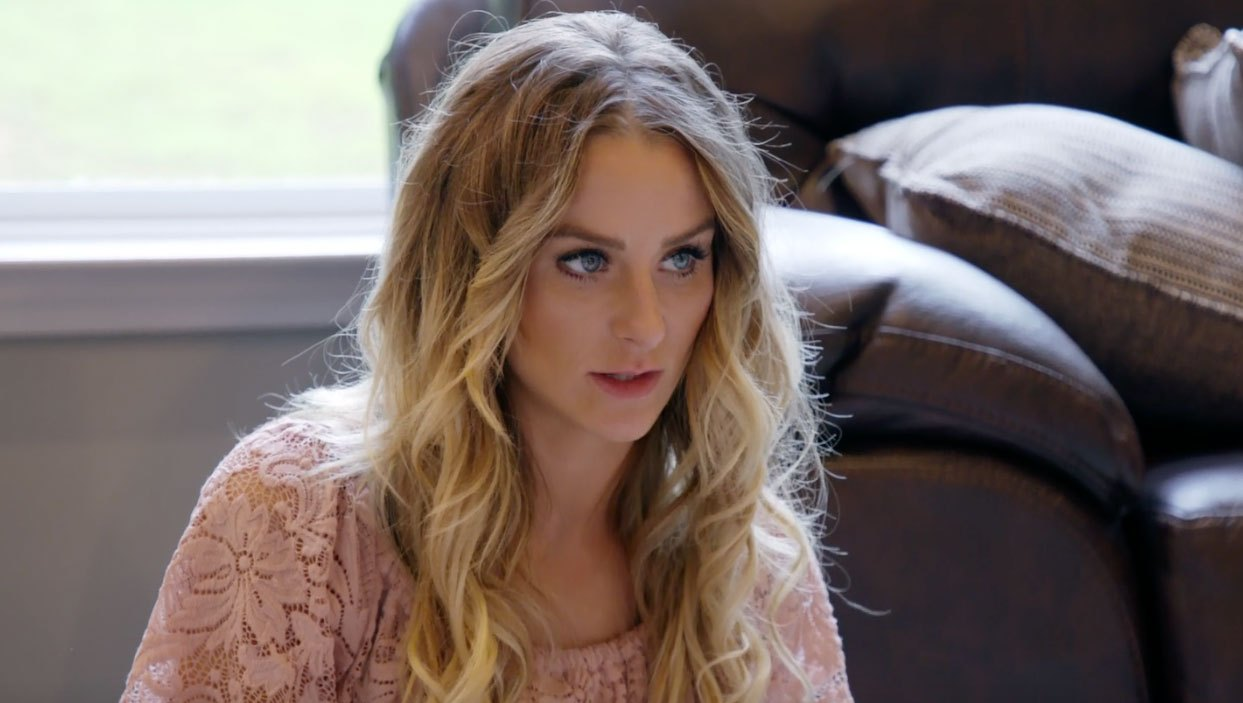 Leah Messer's Daughter Adalynn Has Mono After Hospitalization