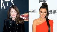 Lisa Vanderpump and Kyle Richards Friendship Ups and Downs