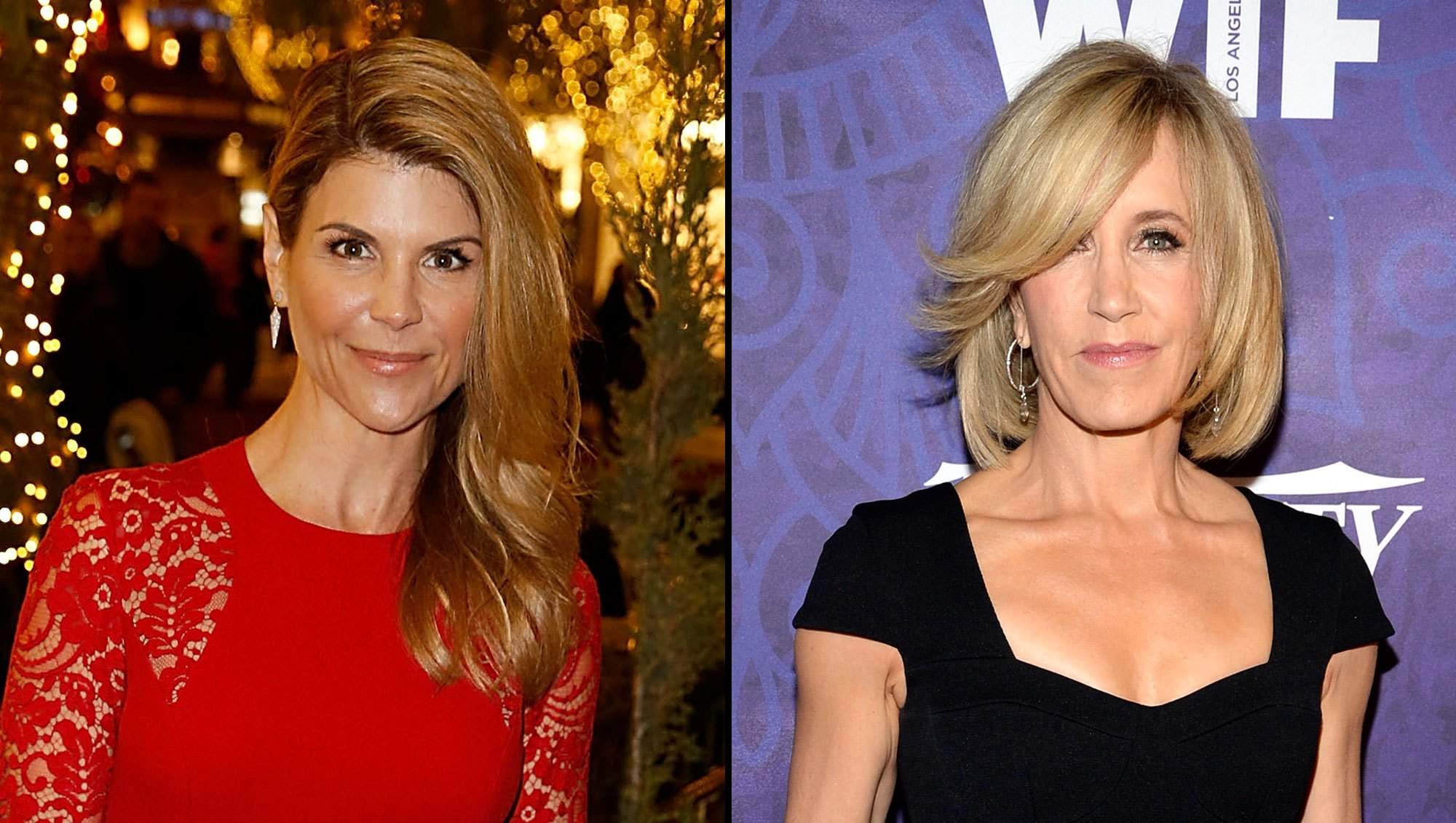 Lori Loughlin, Felicity Court Pushed Back