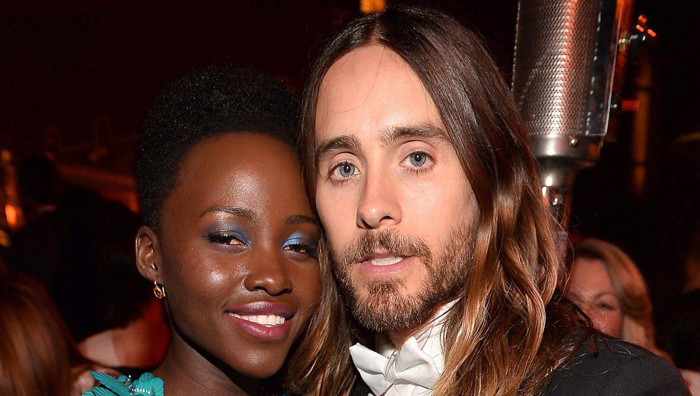 Lupita Nyong'o: There 'Was an Intimacy' With Jared Leto