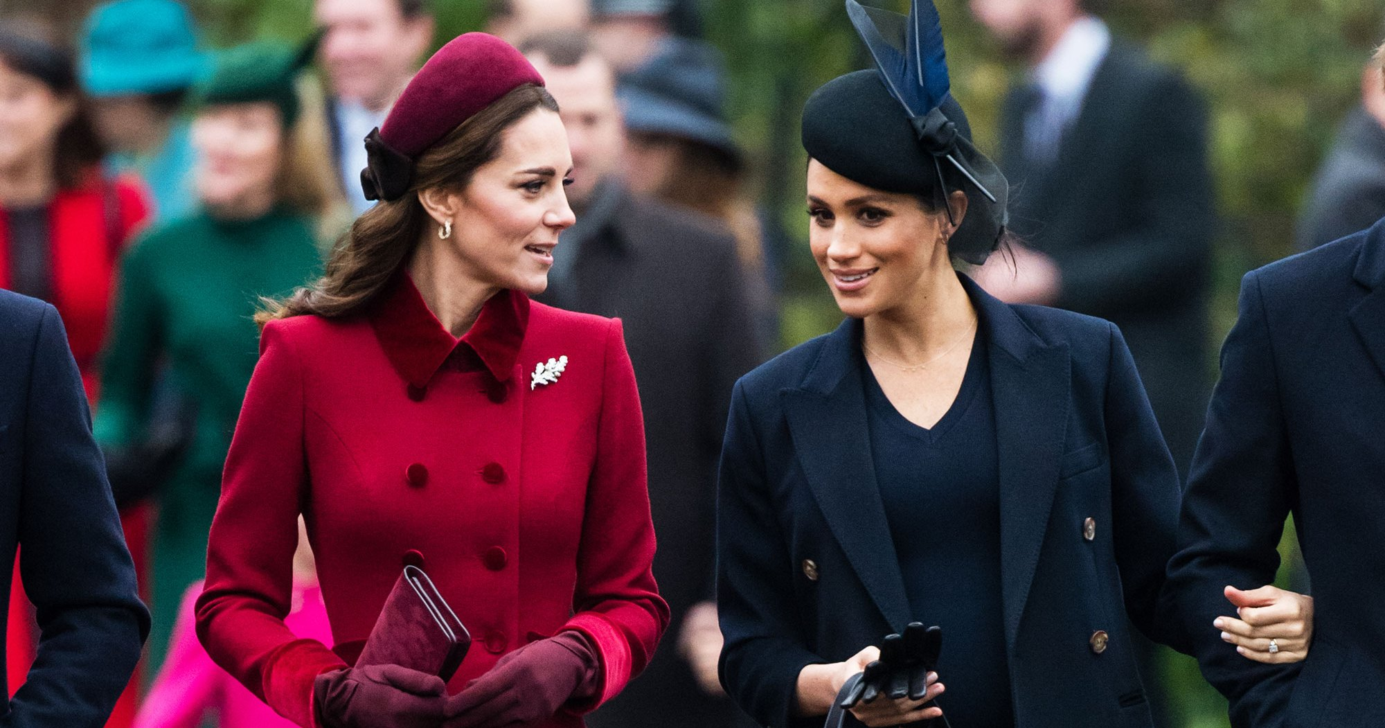 Meghan Markle Will Have 2nd Baby Shower in the U.K. in April