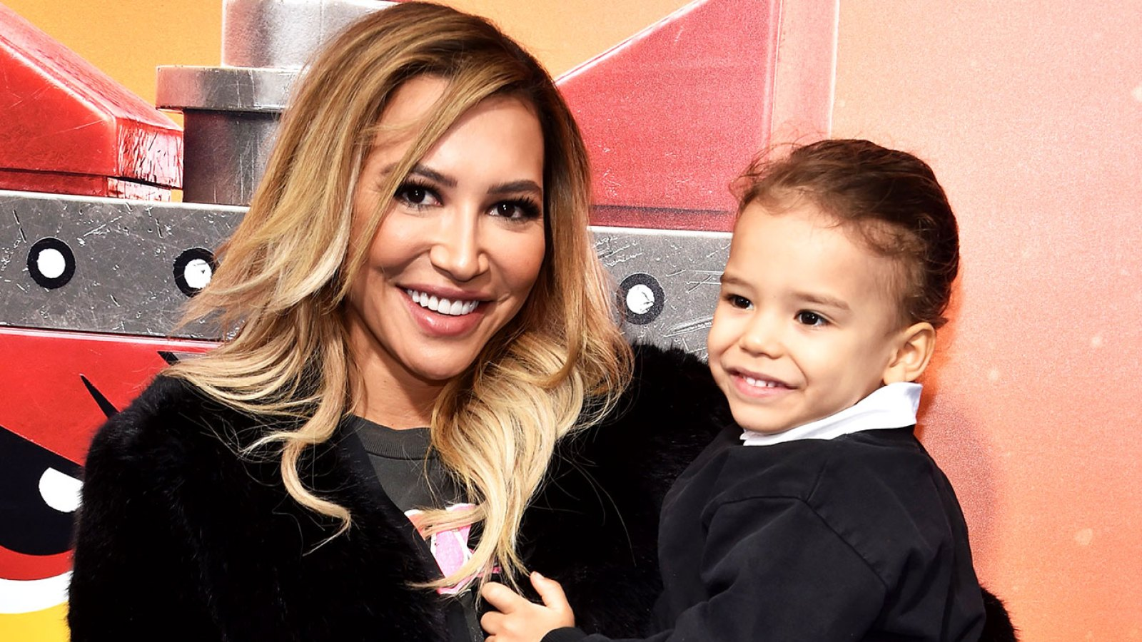 How Naya Rivera Balances Her Show and Her 3-Year-Old Son Josey