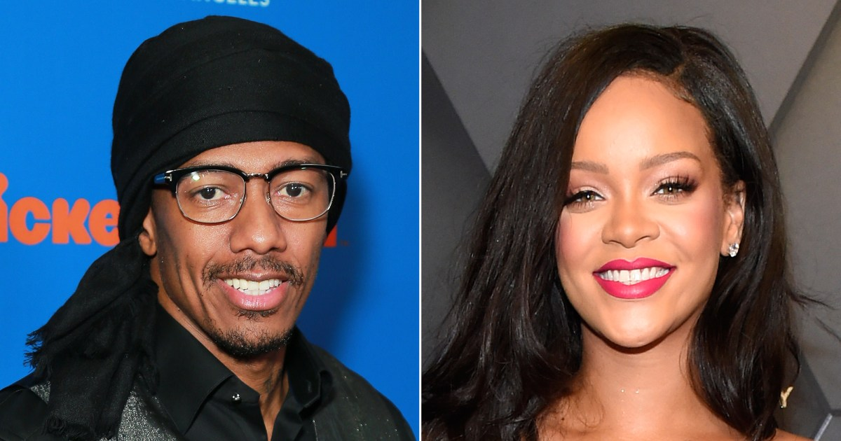 Nick Cannon Pens Flirty Message to 'Queen' Rihanna