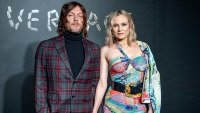 Norman Reedus Shares Throwback Pic of Diane Kruger's Huge Baby Bump