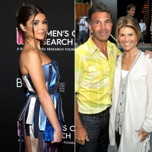 Olivia Jade Is Upset With Parents Lori Loughlin Mossimo