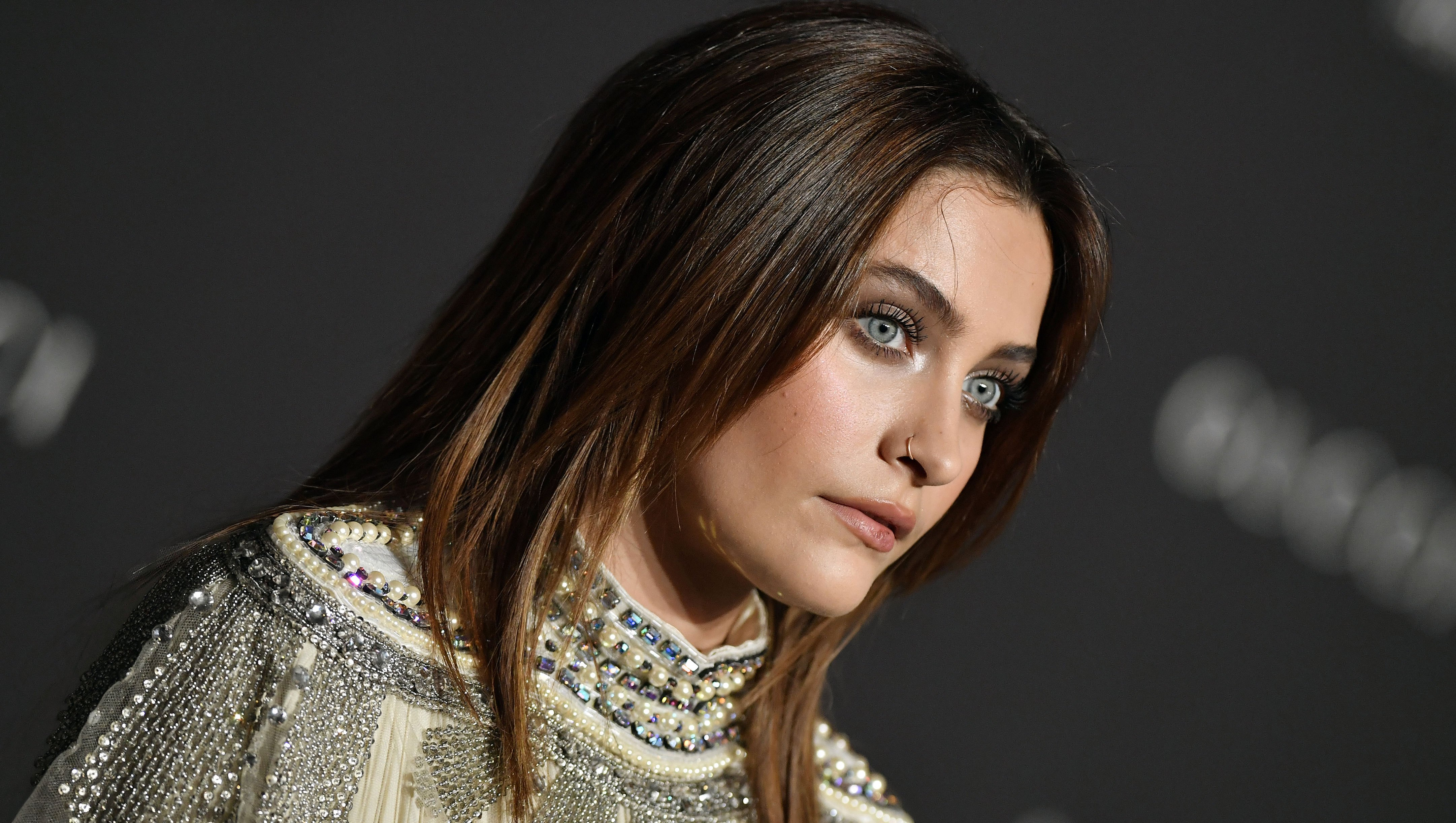Paris Jackson Hospitalized After Suicide Attempt