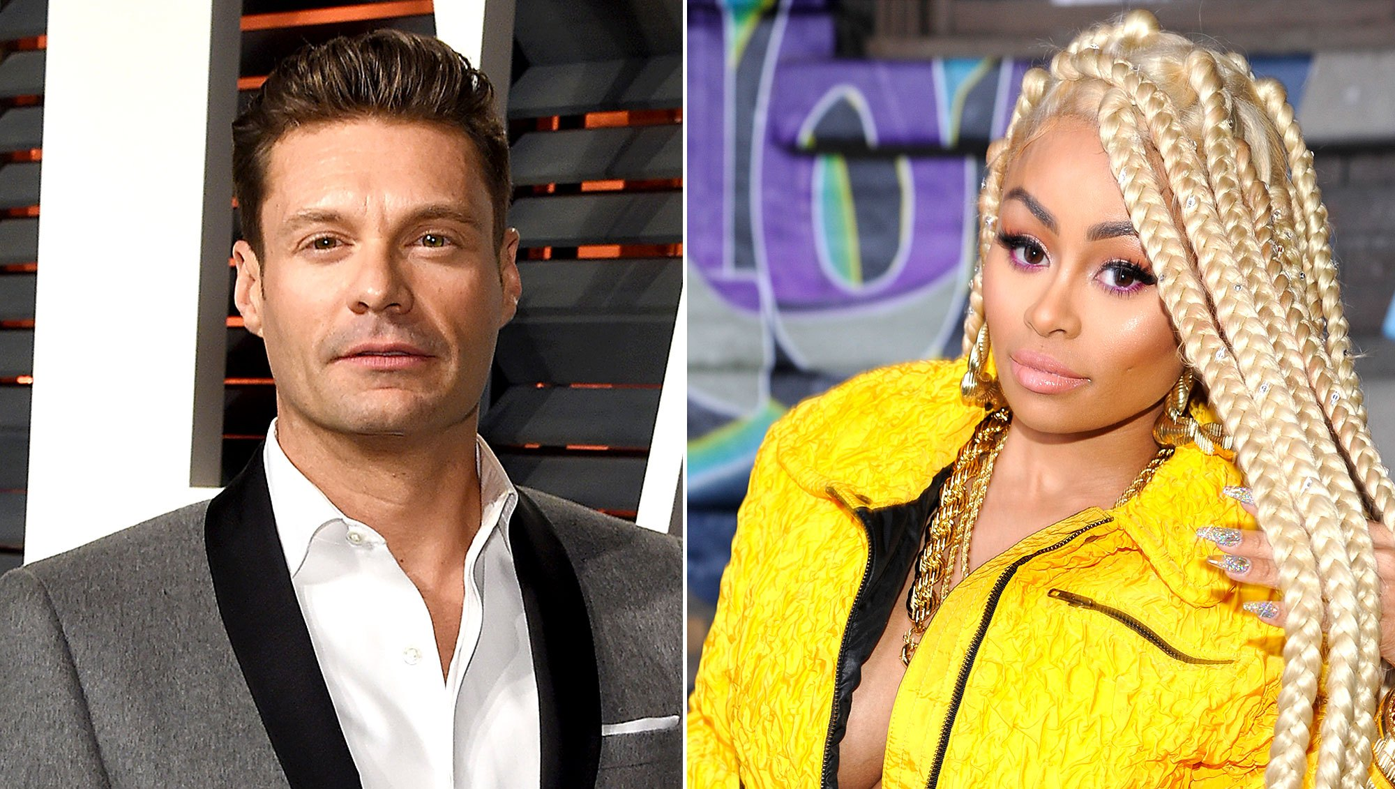 Ryan Seacrest Still Refuses to Be Deposed in Blac Chyna vs. Kardashian Case