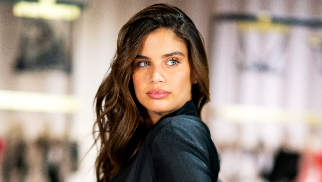Sara Sampaio Gives Us All Her Spring Beauty Secrets