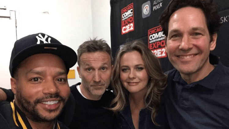'Clueless' Cast Reunion: See Alicia Silverstone, Paul Rudd, Donald Faison, More