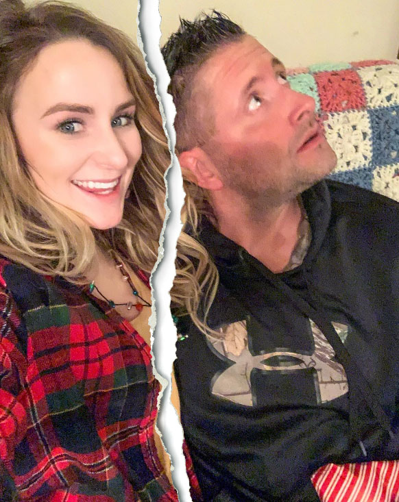 Teen Mom 2's Leah Messer Splits From BF Jason After Brief Reconciliation