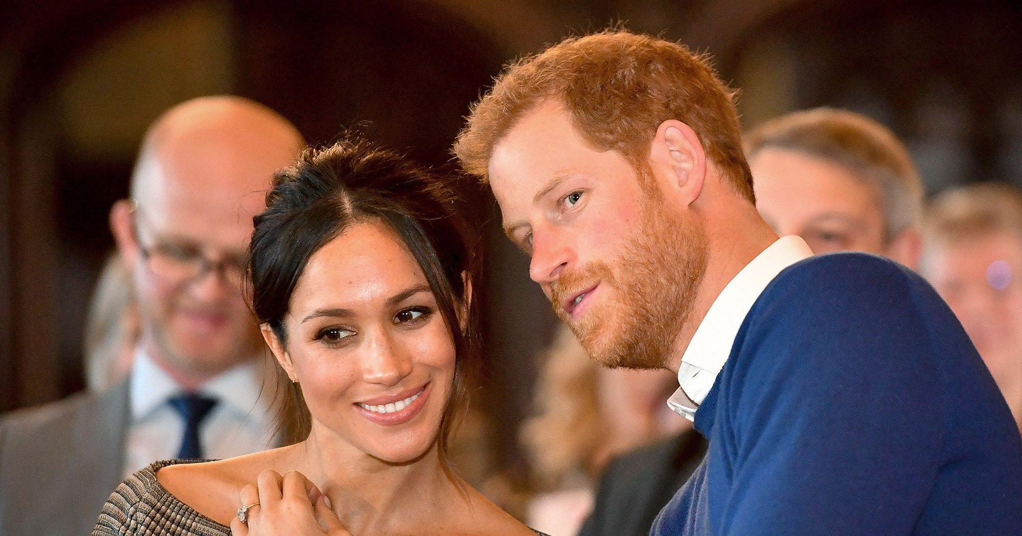 The Real Reason Meghan Markle Didn't Open Baby Shower Gifts