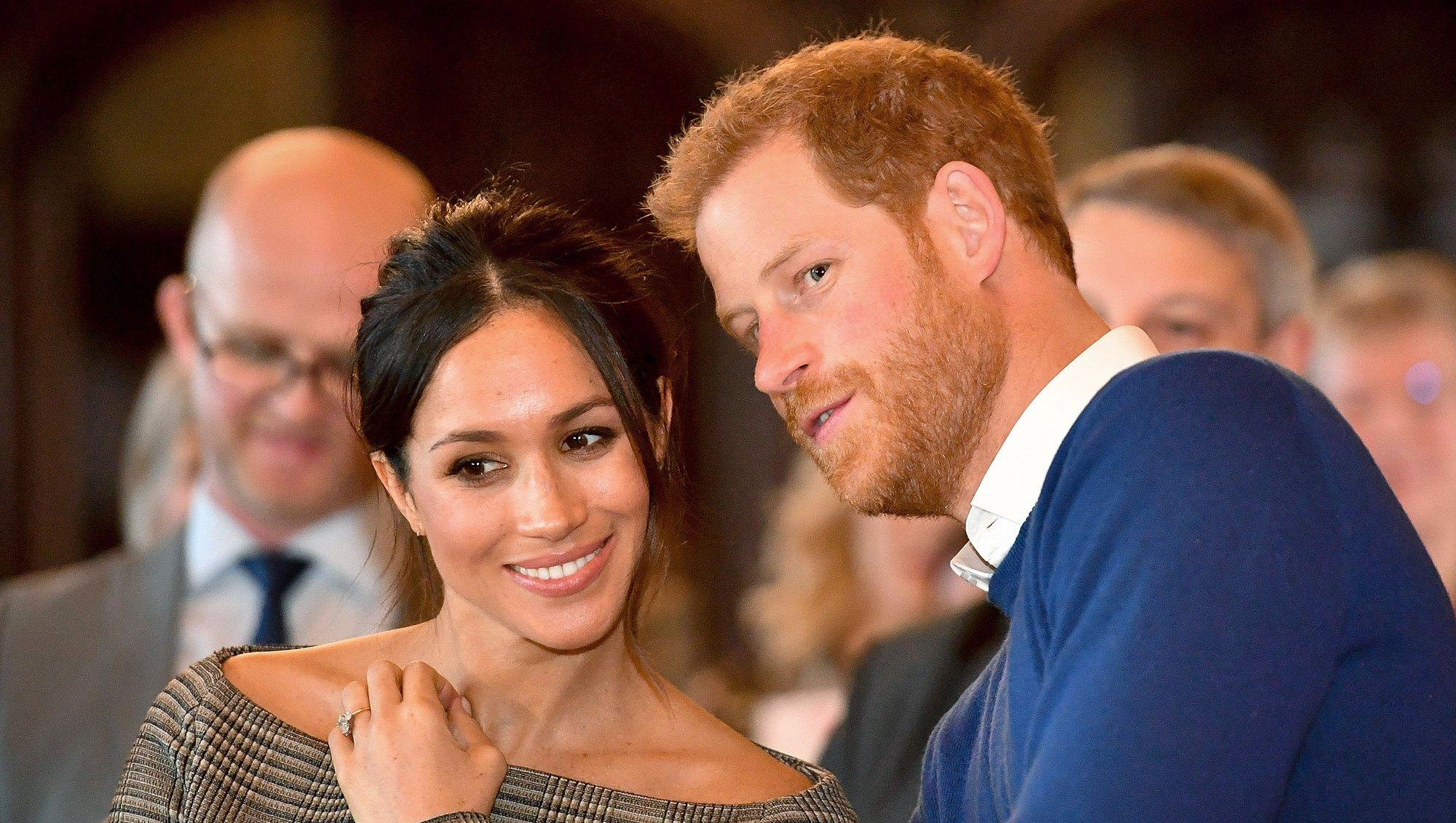 The Real Reason Duchess Meghan Didn't Open Her Baby Shower Gifts Doesn't Involve Prince Harry
