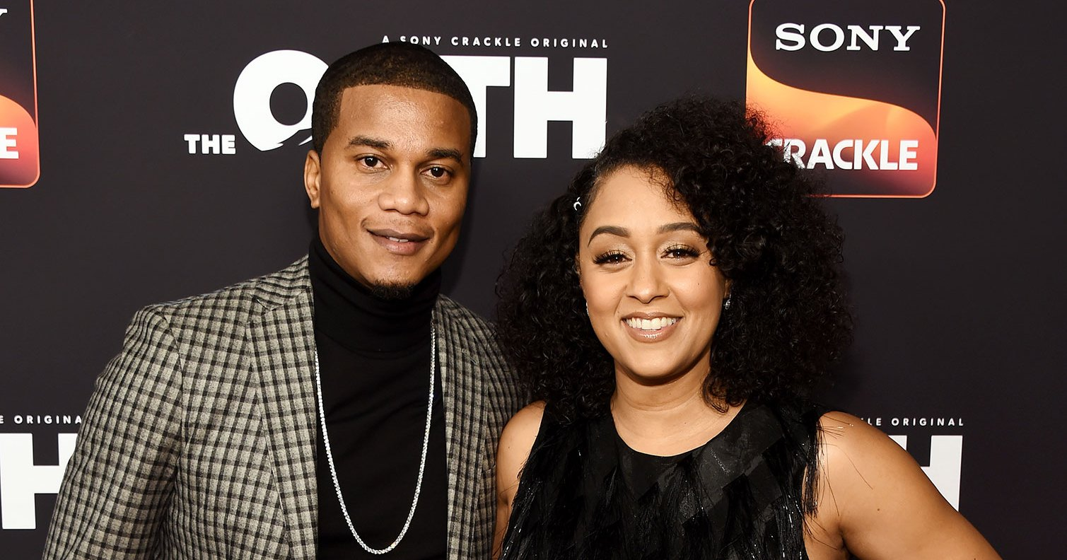 Tia Mowry, Cory Hardrict Don't Have Plans for Baby No. 3: 'Hell No'