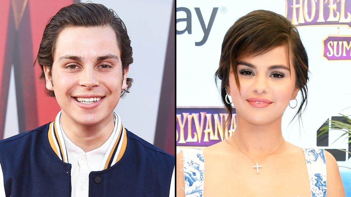 Jake T Austin Breaks Down Former Costar Selena Gomez S Love Life