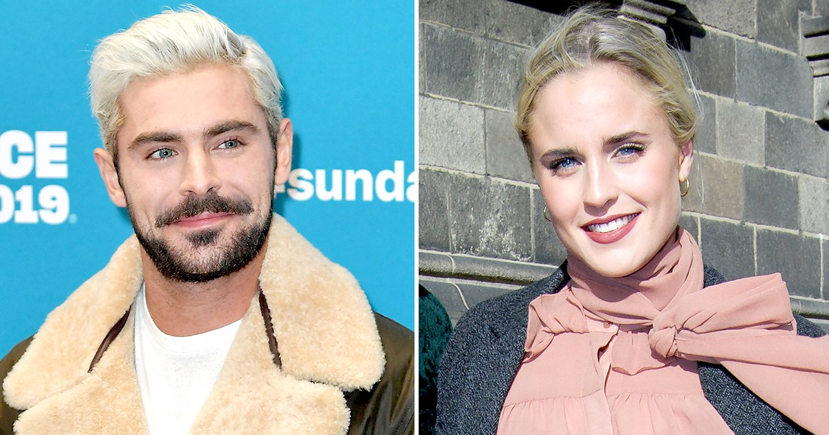 It's Official! Zac Efron Is Dating Olympian Sarah Bro