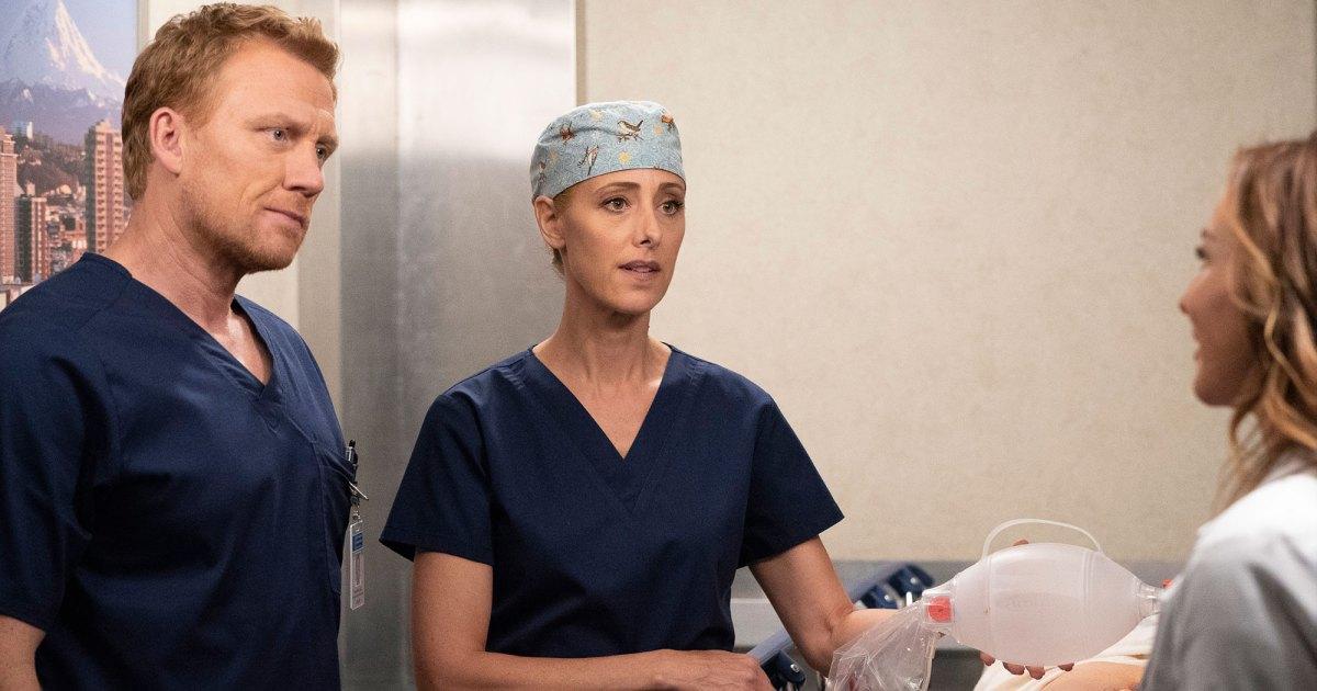 'Grey's Anatomy' Recap: Owen And Teddy Get Closer