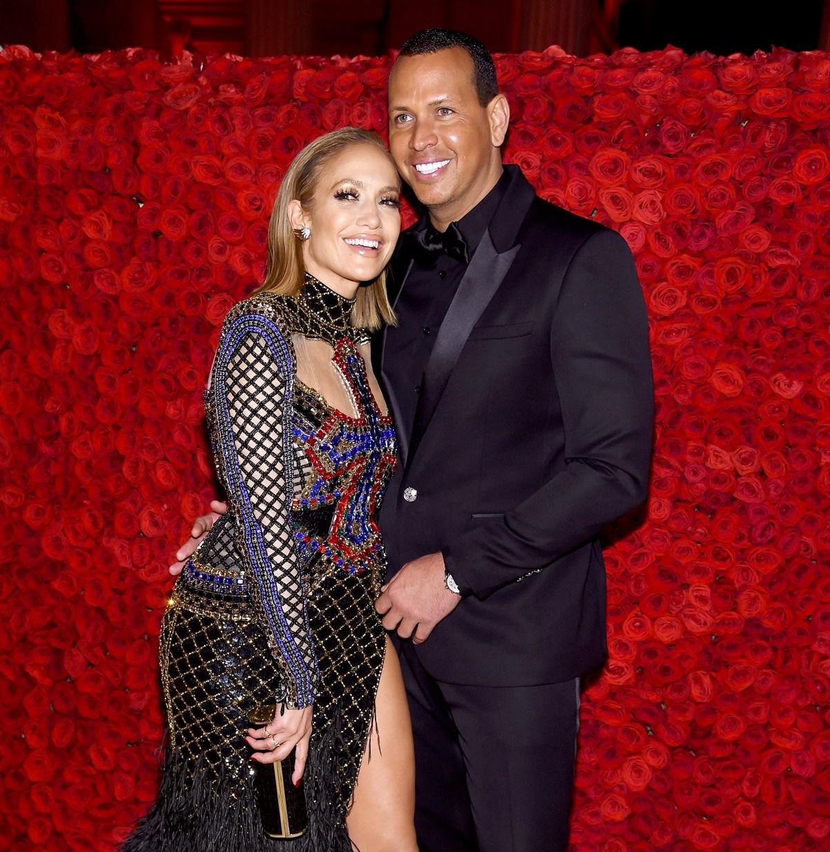 Jennifer Lopez, Alex Rodriguez's Relationship Timeline