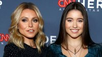 kelly ripa clapping back at her daughter on social media