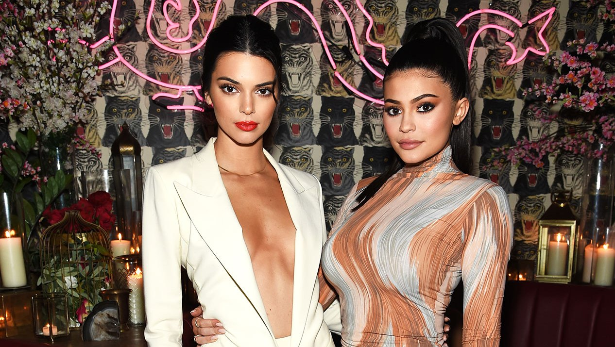 Kendall and Kylie Jenner are Collaborating on Their First Ever Makeup Collection