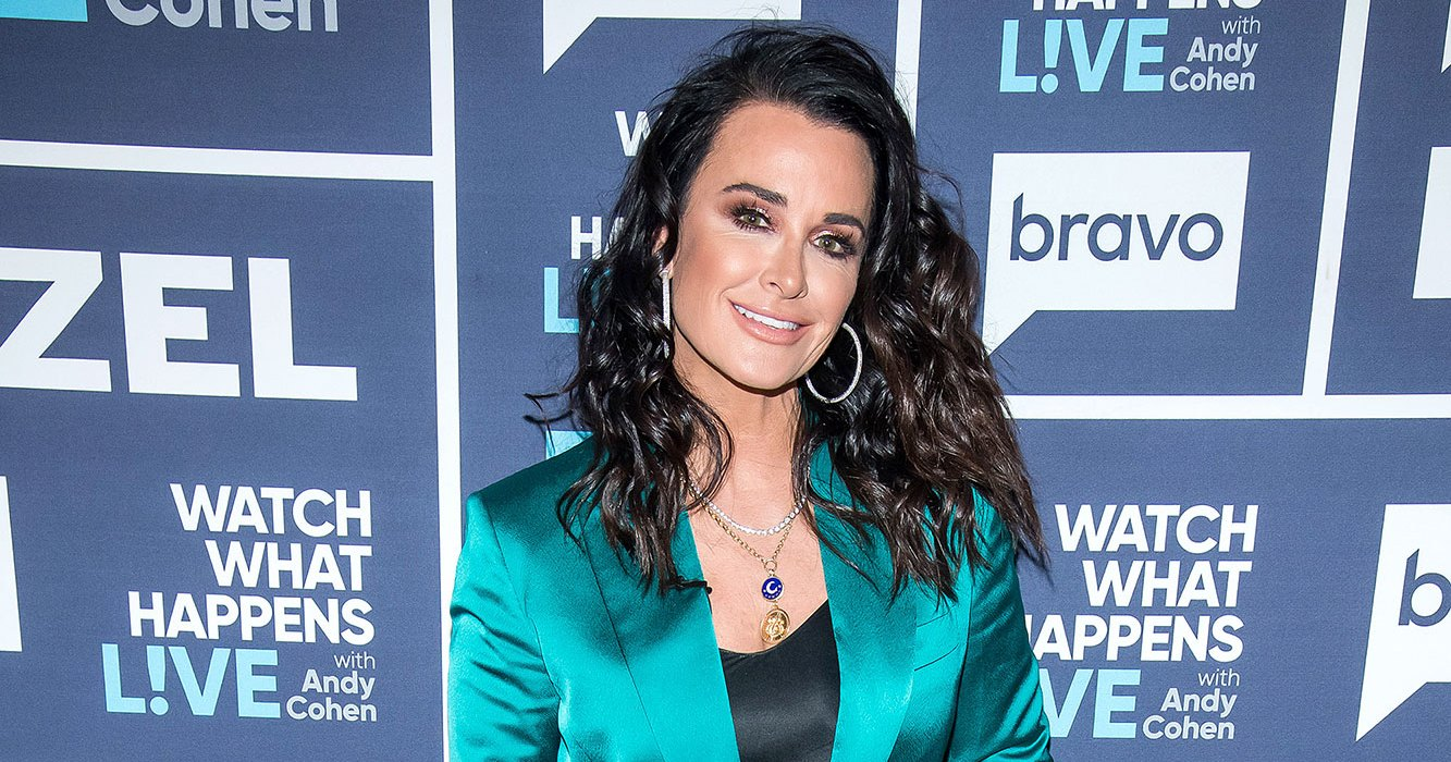 Kyle Richards Shuts Down Trolls Who Ask If She's Involved in College Scam