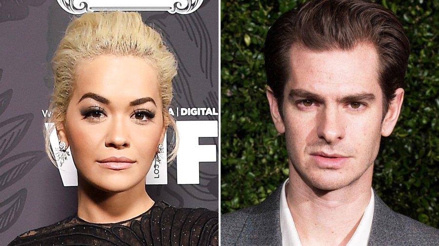 Did Rita Ora and Andrew Garfield Split?