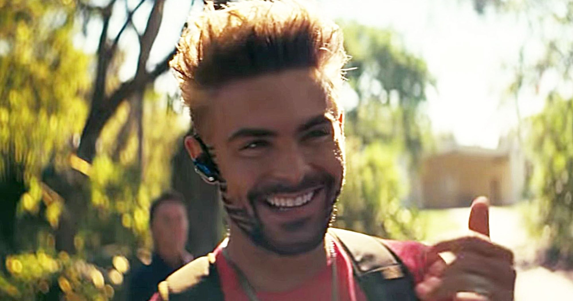 LOL! Zac Efron's Haircut in 'The Beach Bum' Was Inspired by a Panini