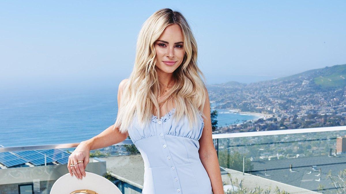 Nackt Amanda Stanton  'Bachelor' star