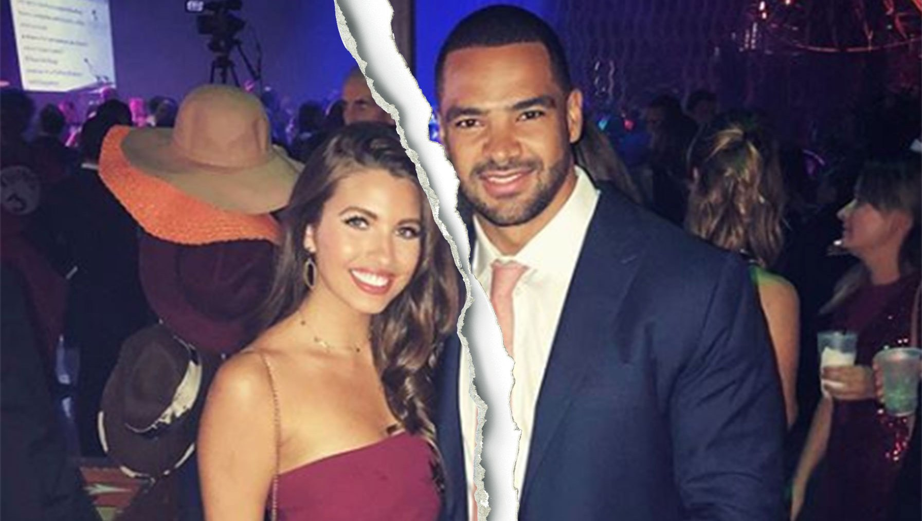 Bachelor Nation's Clay Harbor and Angela Amezcua Split