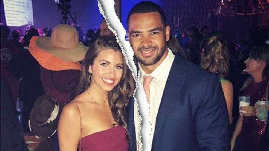 Bachelor Nation's Clay Harbor and Angela Amezcua Split