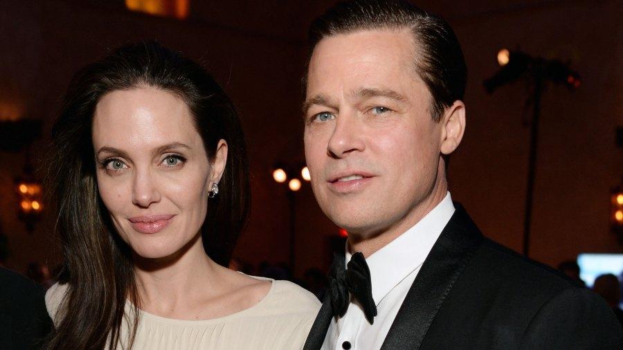 Brad Pitt and Angelina Jolie Are Officially Single