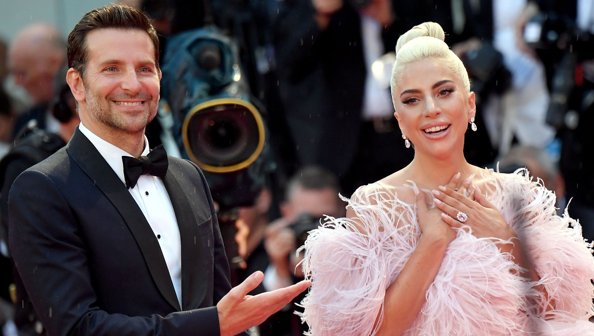 Bradley Cooper Dismisses 'A Star Is Born' Tour Reunion Lady Gaga 75th Venice Film Festival