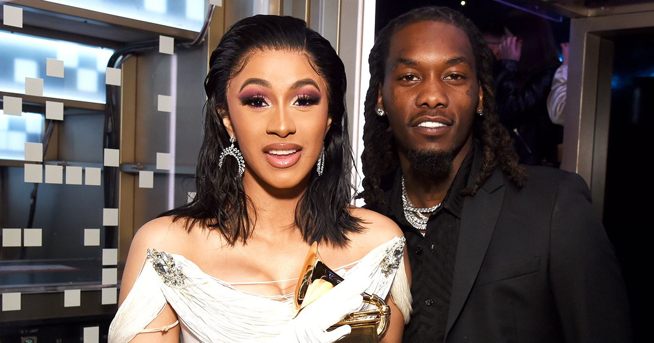 Cardi B Shares Easter Family Photo With Offset, Daughter Kulture