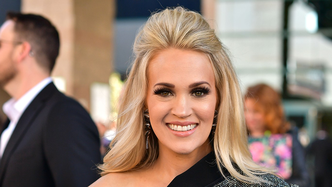 Carrie Underwood Gives Rare Glimpse of Second Son