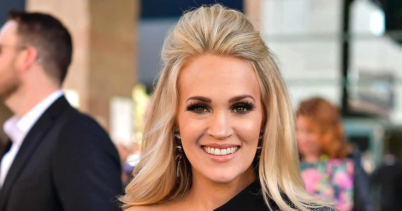 Carrie Underwood Gives Rare Glimpse of 2-Month-Old Son Jacob