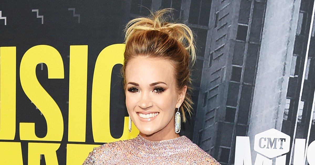 Carrie Underwood Makes 'Rookie' Parenting Mistake With Son Jacob