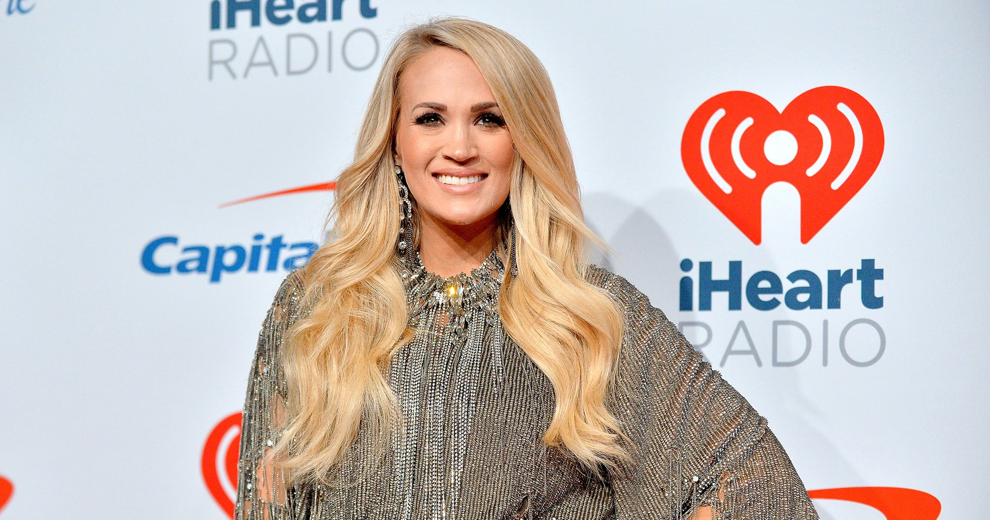Carrie Underwood's Son Calls Her 'Carefree Underwear,' Celebs React
