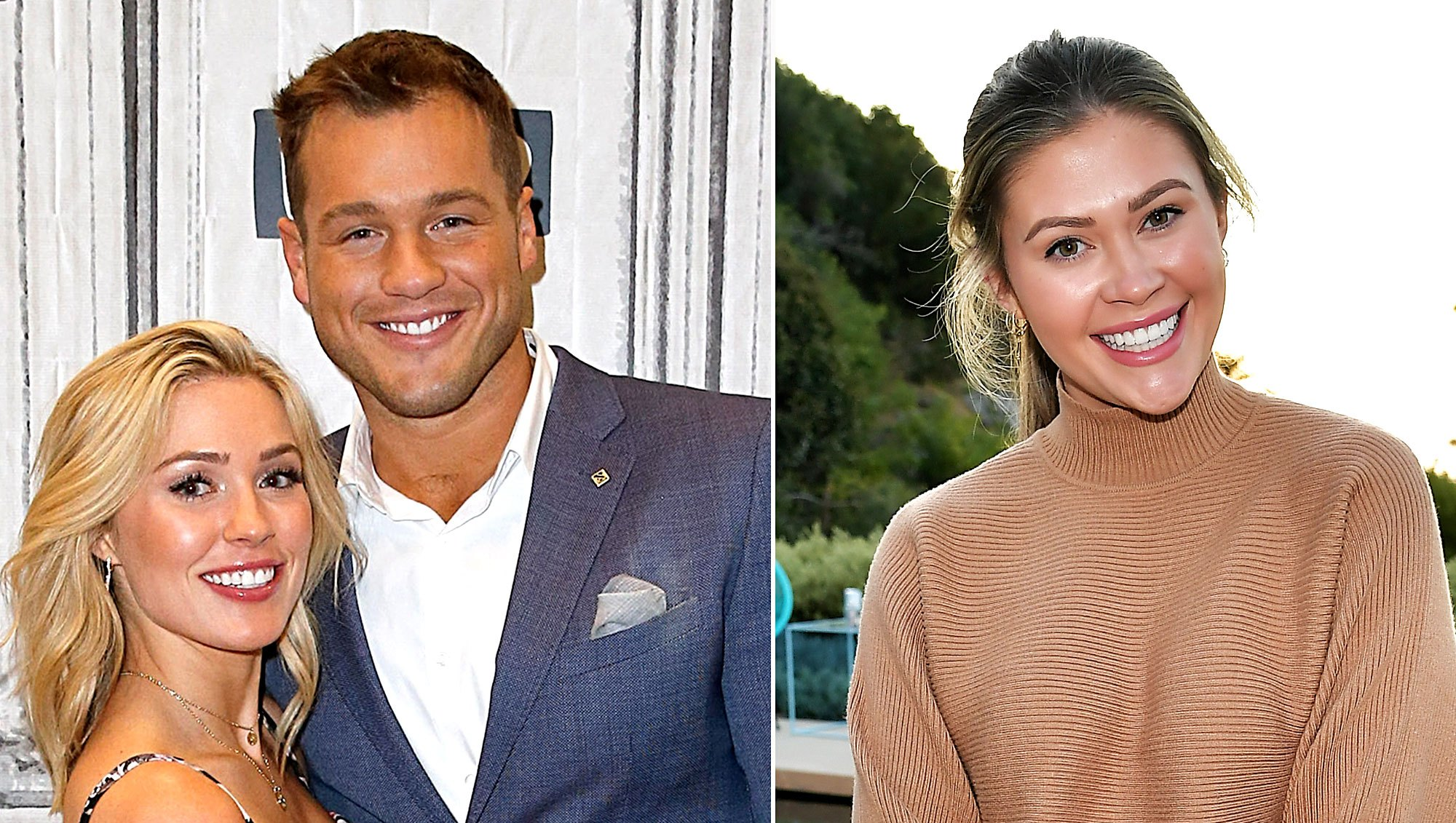 Colton Underwood's Ex Caelynn Works Out With Him and Girlfriend Cassie
